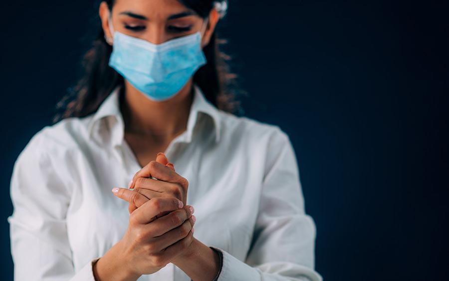 Suministramos productos desinfectantes Aptos para protegerse frente al Coronoavirus SARS-CoV-2,